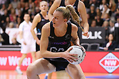 13th September 2017, Hamilton, New Zealand;  New Zealand captain Katrina Grant in action during the Taini Jamison Trophy international netball match - Silver Ferns versus  England played at Claudelands Arena, Hamilton, New Zealand on Wednesday 13 September 2017