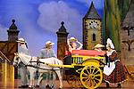 LA FILLE MAL GARDEE....Choregraphie : ASHTON Frederick..Compositeur : HEROLD Louis joseph Ferdinand..Compagnie : Ballet de l Opera National de Paris..Orchestre : Orchestre de l Opera National de Paris..Decor : LANCASTER Osbert..Lumiere : THOMSON George..Costumes : LANCASTER Osbert..Avec :..OULD BRAHAM Myriam..PHAVORIN Stephane..GUERRI Jean Christophe..GONTCHAROUK Alexandre..RETIF Pierre..Lieu : Opera Garnier..Ville : Paris..Le : 26 06 2009..© Laurent PAILLIER / www.photosdedanse.com..All rights reserved