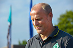 13. 07.2010, An der Muehle, Norderney, GER,  SV Werder Bremen vs KFC Uerdingen - Friendly MAtch  1. FBL 2010  im Bild   Thomas Schaaf ( Werder  - Trainer  COACH)  Foto © nph / Kokenge