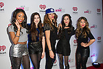 Fifth Harmony attends 103.5 KISS FM's Jingle Ball 2013, Presented by Jam Bluetooth Speakers, at United Center on December 9, 2013 in Chicago, IL.