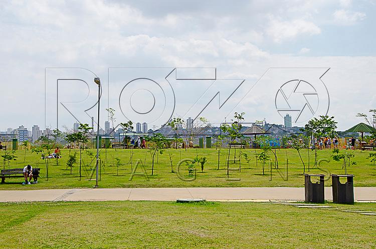 Parque Villa Lobos, São Paulo - SP, 10/2016.