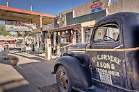 J&R's Minimart and Deli in Seligman Arizona on Historic Route 66.