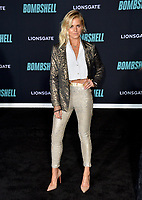"LOS ANGELES, USA. December 11, 2019: Eliza Coupe at the premiere of ""Bombshell"" at the Regency Village Theatre.<br /> Picture: Paul Smith/Featureflash"
