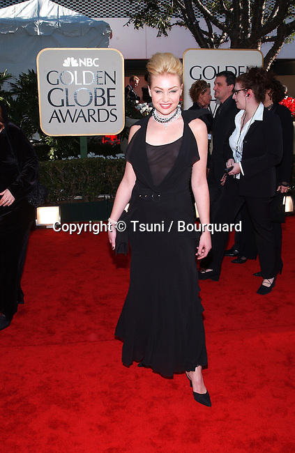 Portia de Rossi arrives at the 59th Golden Globe Awards at the Beverly Hilton Hotel in Los Angeles, CA on Sunday, January 20, 2002. DiRossiPortia03A.JPG