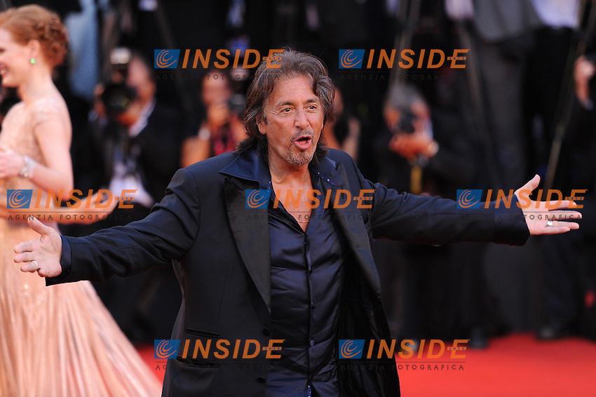 Al PACINO.venezia 04-09-2011.68.mostra del cinema.red carpet del film wilde salome.foto insidefoto massimo oliva