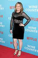 "Ana Gasteyer at the World Premiere of ""WINE COUNTRY"" at the Paris Theater in New York, New York , USA, 08 May 2019"