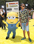 Pharrell Williams at theUniversal Pictures' World Premiere of Despicable Me held at the Los Angeles Film Festival at Nokia Live in Los Angeles, California on June 27,2010                                                                               © 2010 Debbie VanStory / Hollywood Press Agency