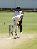 November 5th 2017, WACA Ground, Perth Australia; International cricket tour, Western Australia versus England, day 2; England player Stuart Broad in bowling action