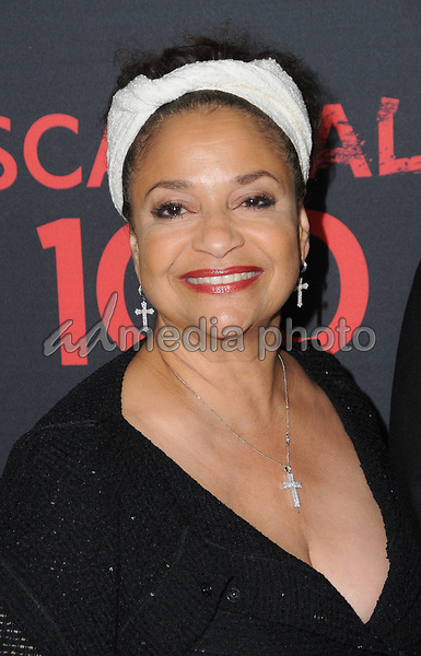 08 April 2017 - West Hollywood, California - Debbie Allen. ABC's 'Scandal' 100th Episode Celebration held at Fig & Olive in West Hollywood. Photo Credit: Birdie Thompson/AdMedia