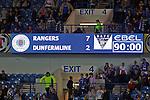 210910 Rangers v Dunfermline