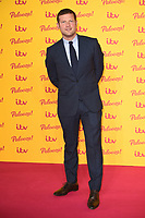 LONDON, UK. October 16, 2018: Dermot O'Leary arriving for the &quot;ITV Palooza!&quot; at the Royal Festival Hall, London.<br /> Picture: Steve Vas/Featureflash