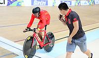 Picture by Simon Wilkinson/SWpix.com 23/03/2018 - Cycling 2018 UCI  Para-Cycling Track Cycling World Championships. Rio de Janeiro, Brazil - Barra Olympic Park Velodrome - Day 2 - Finals - LIANG GUIHUA