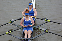 Crew: 402   BBL-FONTAINE    Barnes Bridge Ladies Rowing Club    W 2x Fresher <br /> <br /> Pairs Head 2017<br /> <br /> To purchase this photo, or to see pricing information for Prints and Downloads, click the blue 'Add to Cart' button at the top-right of the page.
