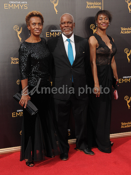 11 September 2016 - Los Angeles, California. Black Panthers Documentary. 2016 Creative Arts Emmy Awards - Day 2 held at Microsoft Theater. Photo Credit: Birdie Thompson/AdMedia
