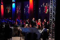 Picture by Simon Wilkinson/SWpix.com - 03/10/2017 - Rugby League BETFRED Super League Man of Steel Awards Dinner 2017 - The Steve Prescott MBE Man of Steel -