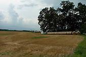 Huntington, Ohio.July 22, 2011..Farm.
