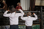 SEBRA - Raphine, VA - 4.12.2014 - Behind the Chutes (Scenes)