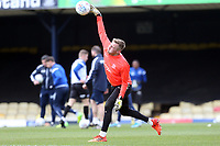 Harry Seaden of Southend United before Southend United vs Bristol Rovers, Sky Bet EFL League 1 Football at Roots Hall on 7th March 2020