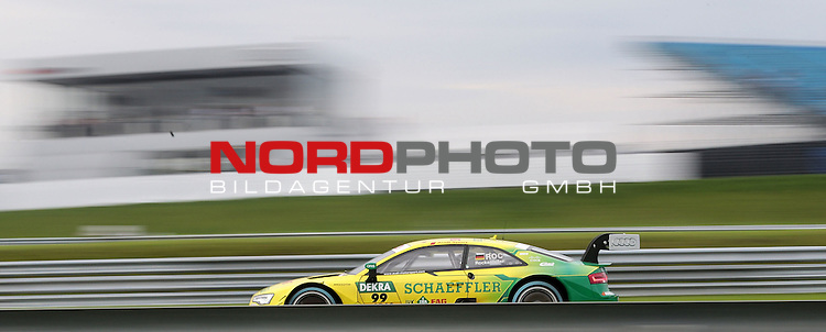 DTM 2015, 07.Lauf Oschersleben, 11.09. - 13.09.15 <br /> Mike Rockenfeller (DEU#99) Audi Sport Team Phoenix Audi RS 5 DTM <br /> <br /> <br /> <br /> <br /> <br /> Foto &copy; nordphoto /  Bratic