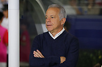 Carson, CA - Sunday January 28, 2018: Dave Sarachan during an international friendly between the men's national teams of the United States (USA) and Bosnia and Herzegovina (BIH) at the StubHub Center.