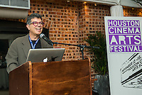 Houston Cinema Arts Festival Kickoff at the Sam Houston Hotel