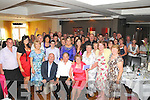 PEARL PARTY: Sheila and Mike Prendergast got a very nice surprise on their 30th wedding anniversary when their family from Kilgarvan and Australia gathered in the Brook Lane Hotel, Kenmare, on Friday to celebrate the occasion.