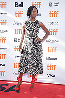 TORONTO, ONTARIO - SEPTEMBER 09: Nikki Amuka attends the 2019 Toronto International Film Festival TIFF Tribute Gala at The Fairmont Royal York Hotel on September 09, 2019 in Toronto, Canada. <br /> CAP/MPI/IS/PICJER<br /> ©PICJER/IS/MPI/Capital Pictures