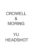Crowell & Moring YU