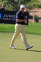 Graeme McDowell (NIR) on the third day of the DUBAI WORLD CHAMPIONSHIP presented by DP World, Jumeirah Golf Estates, Dubai, United Arab Emirates.Picture Fran Caffrey www.golffile.ie