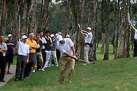 Jose Maria Olazabal (ESP) during Round 2 of the UBS Hong Kong Open 2012, Hong Kong Golf Club, Fanling, Hong Kong. 16/11/12...(Photo Jenny Matthews/www.golffile.ie)