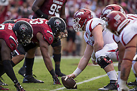 Hawgs Illustrated/BEN GOFF <br /> Arkansas vs South Carolina Saturday, Oct. 7, 2017, at Williams-Brice Stadium in Columbia, S.C.