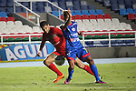 Cortuluá venció como local 3-2 a Deportivo Pasto. Fecha 10 Liga Águila II-2017.