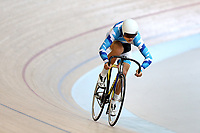 Sam Upton of Auckland competes in the U17 Boys Sprint race  at the Age Group Track National Championships, Avantidrome, Home of Cycling, Cambridge, New Zealand, Friday, March 17, 2017. Mandatory Credit: © Dianne Manson/CyclingNZ  **NO ARCHIVING**