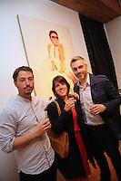 Renault Ehrengardt, Anastasia Garneer, Fabian Pichard