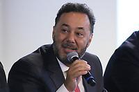 SÃO PAULO, SP, 05.02.2019: POLÍTICA-SP: Aluizer Malab, Secretário Nacional de Desenvolvimento do Turismo, participa de anuncio de pacote de medidas para o setor de transporte aéreo, no Palácio dos Bandeirantes, nesta terça-feira, 5. ( Foto: Charles Sholl/Brazil Photo Press)