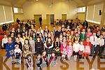 Hickey School of Dancing: Dancers who participated in  Hickey School of Dancing at Scoli Realt na Maidne, Listowel on Sunday last.
