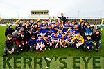 CBS the Green winners of the Munster U19 Hurling final in Austin Stack Park.