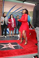 LOS ANGELES - JAN 28:  Mary J Blige, Taraji P Henson at the Taraji P. Henson Star Ceremony on the Hollywood Walk of Fame on January 28, 2019 in Los Angeles, CA
