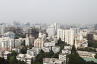 Metroscape of Dhaka
