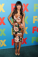 NEW YORK CITY, NY, USA - MAY 12: Hannah Simone at the FOX 2014 Programming Presentation held at the FOX Fanfront on May 12, 2014 in New York City, New York, United States. (Photo by Celebrity Monitor)