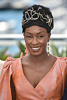 CANNES, FRANCE - MAY 14: Maimouna N'Diaye at the Jury photocall during the 72nd annual Cannes Film Festival on May 14, 2019 in Cannes, France. <br /> CAP/PL<br /> ©Phil Loftus/Capital Pictures