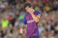 2018.09.23 La Liga FC Barcelona VS Girona