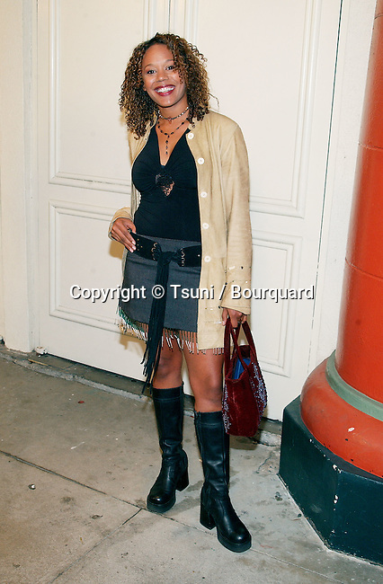 "Rachel True arriving at the premiere of "" New Best Friend "" at the Festival Theatre in Los Angeles. April 8, 2002."