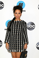 LOS ANGELES - FEB 5:  Amirah Vann at the Disney ABC Television Winter Press Tour Photo Call at the Langham Huntington Hotel on February 5, 2019 in Pasadena, CA.<br /> CAP/MPI/DE<br /> ©DE//MPI/Capital Pictures