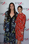 "Alex Tritsch and Samantha Tritsch attend The Breast Cancer Research Foundation ""Super Nova"" Hot Pink Party on May 12, 2017 at the Park Avenue Armory in New York City."