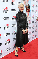 HOLLYWOOD, CA - NOVEMBER 12: Helen Mirren, at The Leisure Seeker Special Screening During AFI Fest 2017 at the Egyptian Theatre in Hollywood, California on November 12, 2017. <br /> CAP/MPI/FS<br /> &copy;FS/MPI/Capital Pictures