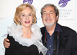 Pia Lindstrom and Tony Walton attending the The 2013 American Theatre Wing's Annual Gala honoring Harold Prince at the Plaza Hotel in New York City on September 16, 2013