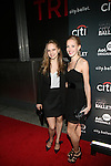 Dancers Olivia MacKinnon and Ashley Hod Attend The Premiere of the new AOL On Original Series city.ballet Held at Tribeca Cinemas, NY