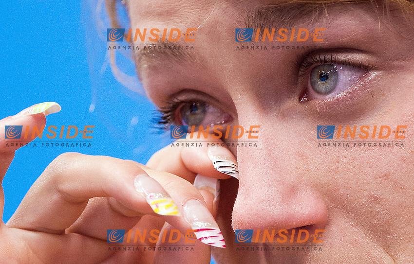 BELMONTE GARCIA Mireia ESP .200 BUTTERFLY Women.silver medal.swimming semifinals.London 2012 Olympics - Olimpiadi Londra 2012.day 06 August 1.Photo G.Scala/Deepbluemedia.eu/Insidefoto