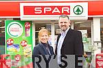 Collette and Louis Byrne,  Byrne's Spar, Oakpark, Tralee.